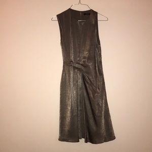 Light Brown Theme Dress